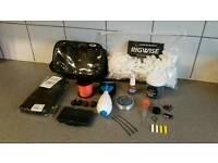 Nash Zig Float Links Bugs Juice Boxlogic Zig Flo Rig Bin Leads Fox Foam Case Kit