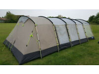 Used, kampa studland 8 classic. for sale  Willesden, London