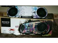 Sony RDH-SK8iP ipod/iPhone Audio Docking System
