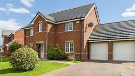 4/5 bed Detached House in Rosewell Midlothian