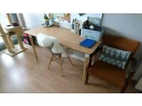 Bamboo top Desk