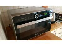 Whirlpool JT469 Combination Microwave Oven