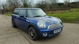 2008 Mini Cooper Clubman 1.6 Start\Stop 1 Owner Full Service History Long MOT HPI Clear