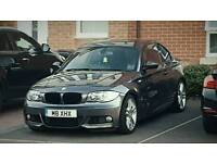 BMW 123D M-sport Coupe: factory twin turbo