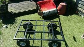 Dog show trolley