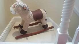 Musical Rocking Horse (Unisex)