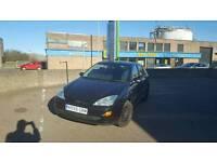 Ford Focus petrol 1.6 manual 79k