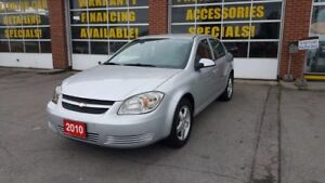2010 Chevrolet Cobalt LT w/1SA Automatic Start