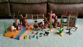 Playmobil Western bundle