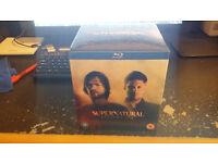 Supernatural Complete Seasons 1-10 Blu Ray