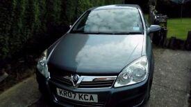 Vauxhall astra life 5 door hatchback petrol 1598cc