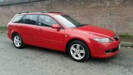 2007/57 Mazda 6Estate 5dr. 12 Month MOT. 79,000 miles. Mondeo accord passat vectra focus