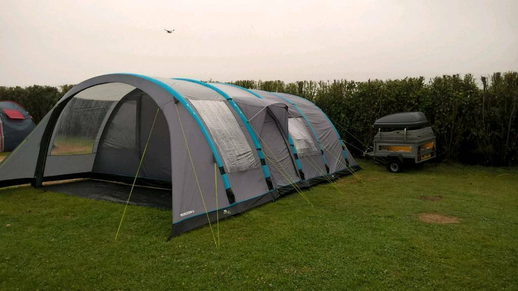 Airgo Solus Horizon 6 Inflatable Tent In Swansea Gumtree