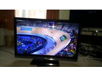 40 inch flat screen LCD HD TV