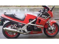 '87 Kawasaki GPZ 600R - Full 12 months MOT - Excellent Original Bike -Bargain £850