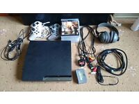 PS3 (150gb), Turtle beach Headset, 5 Games, 2 controllers, £90 ONO