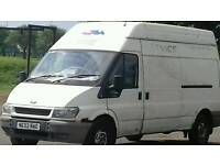 Man and van furniture/item deliverys, home removals and everything else inbetween