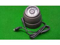 Dome CMOS 24IR 3.6mm Home Surveillance Camera