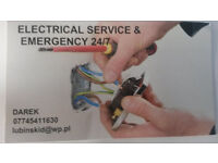 ELECTRICAL SERVICE &EMERGENCY 24/7