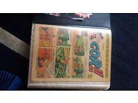 old comics selection 1970 - 1975