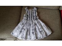 Girl dress by David Charles age 5 yrs