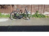 Pashley classic bicycle