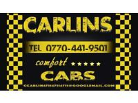 Taxi service in Newark and surrounding areas