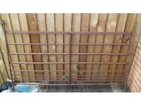 DRIVEWAY FARMERS PEN GATE 6FT COLLECTION ONLY