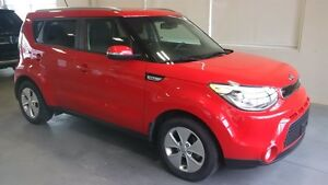 2014 Kia Soul EX+ ECO AT - One Owner