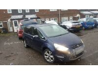 Ford s max 2012