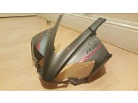 USED GREY Nose Cone Fairing for Yamaha YZF-R125 08-13