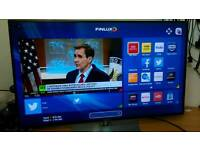 "FINLUX 48"" 48FLHK249BCD 3D LED FULL HD 1080P SMART TV"