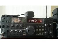 ICOM IC 761 HF Tranceiver Boxed for sale