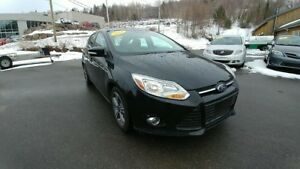 2014 Ford Focus SE...CONDITION IMPECCABLE!!!!JAMAIS ACCIDENTÉ