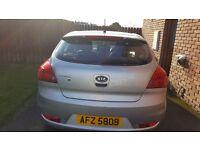 Kia PRO CEED for sale. 52,000 miles. Automatic
