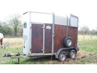 Ifor William's horse trailer 505R
