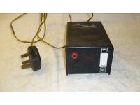 12 volt battery charger