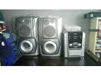 540w Panasonic hi-fi
