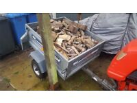 Trailer + firewood - AS FOR NOW SOLD! BUYER TO COLLECT