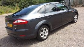 mondeo 2.0 tdci - fully loaded