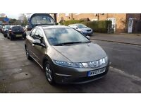 Honda Civic with LONG MOT. AUTOMATIC Very good Condition car