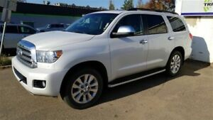 2009 Toyota Sequoia Platinum 5.7L *Fully Loaded* *DVD*