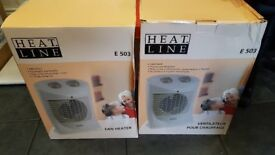 x20 electric heaters for sale 2400 watt £10 each