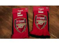 Brand new Arsenal scarf