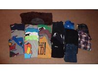 Boys Clothes Bundle Aged 9-10yrs. 26 Items
