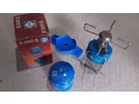 Camping Gaz S200 stove - unused - with new cartridge