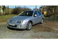 Rover 25 facelift model 2006