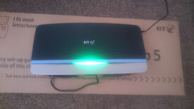BT Home Hub 5 Type A with all original accessories wifi modem router
