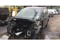2011 Ford Galaxy Zetec Tdci Auto Mpv 2.0 Diesel Black BREAKING FOR SPARES