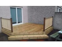 GARDEN DECKING AND JOINERY SERVICES